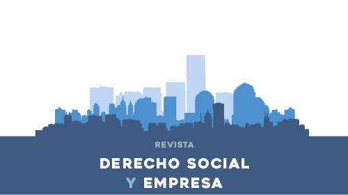 Revista Derecho Social y Empresa